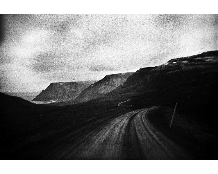 ICELAND / 09.2010 A road in Westfjords. © Michal Luczak / Sputnik Photos / Anzenberger
