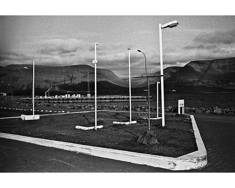 ICELAND / 09.2010Gas station in Westfjords.© Michal Luczak / Sputnik Photos / Anzenberger